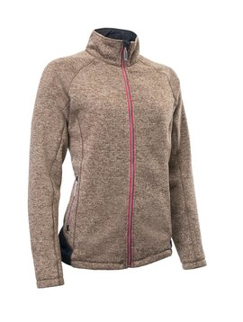 Abacus Dames Downings Wind Jacket - Lava