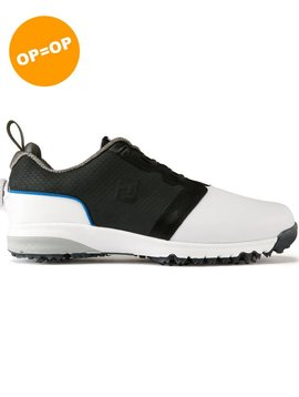 FootJoy Contour Fit BoA - Wit/Grijs