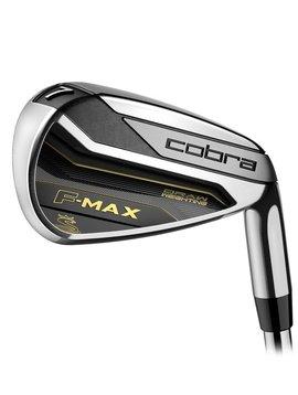 Cobra F-Max ijzer set graphite 5-sw