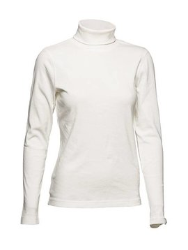 Daily Sports Dames Maggie Rollneck - Ivory Wit