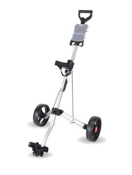 FastFold Eco 2-Wiel trolley - Zilver