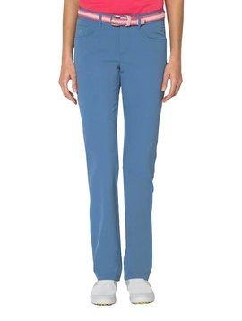 Alberto Anja 3xDry Dames broek  Mid Blauw