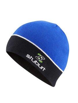 Stuburt Fleece Lined Beanie - Blauw