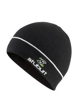 Stuburt Fleece Lined Beanie - Zwart