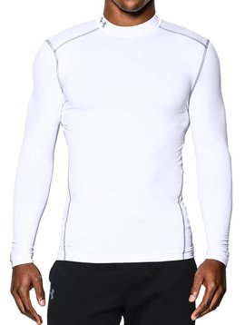 Under Armour Cold Gear Armour Mock - Wit