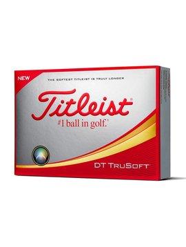 Titleist DT TruSoft - Wit