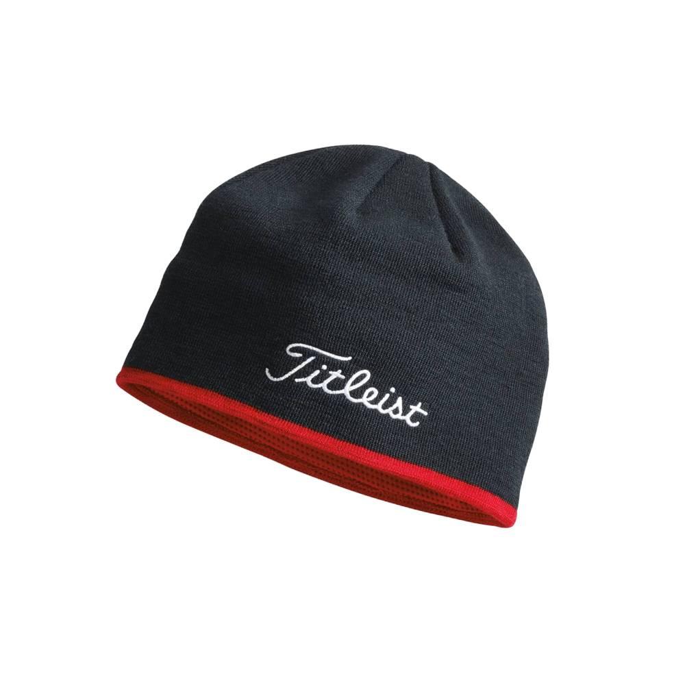 Titleist Tour patch Beanie - Zwart