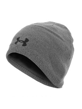 Under Armour Knit Reactor Beanie - Grijs