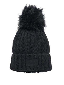 Under Armour Snowcrest Pom Beanie - Zwart
