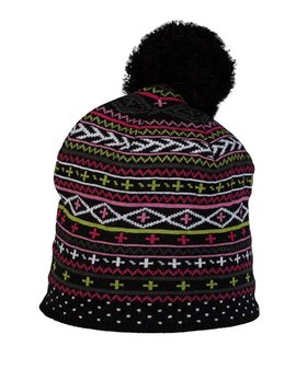 Dames Georgia Hat - Zwart