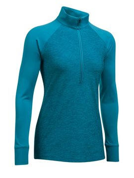 Under Armour AG Zinger 1/4 Zip Shirt - Aqua
