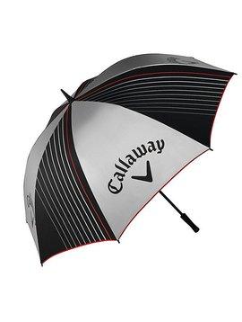 Callaway UV 64inch paraplu - Zilver