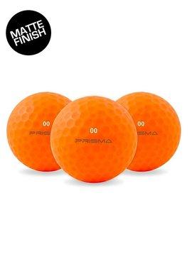 Masters Prisma Flouro 12 golfballen - Mat Oranje