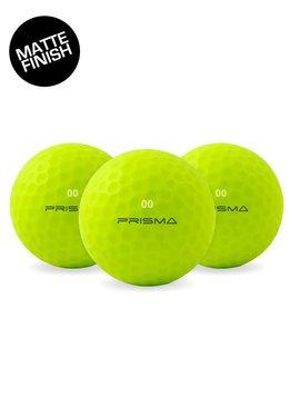 Masters Prisma Flouro 12 golfballen - Mat Lime
