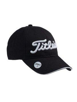 Titleist Ball Marker Cap - Zwart
