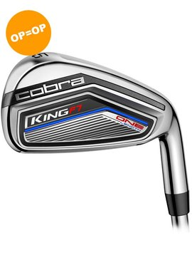 Cobra King F7 One Lenght Staal 5-PW
