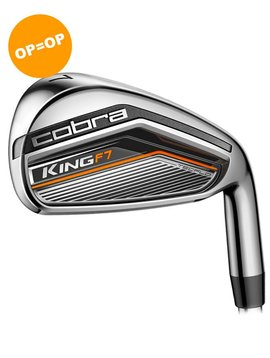 Cobra King F7 Staal 5-SW