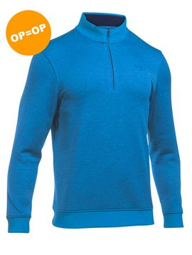 Under Armour Storm Fleece Sweater - Mako Blauw