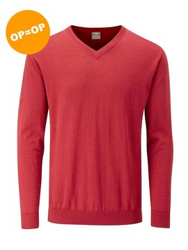 Ping Collection Langdale II Sweater - Rich Red