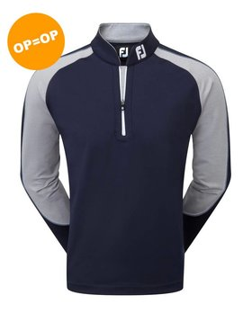 FootJoy Jersey Chill-Out Xtreme - Navy/Grijs