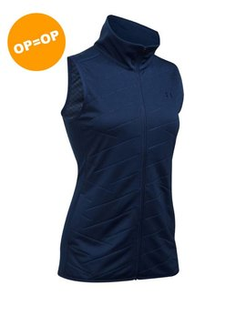 Under Armour Dames 3G Reactor Vest - Blauw