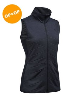 Under Armour Dames 3G Reactor Vest - Zwart