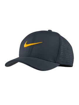 Nike Arobill CLC99 Performance Cap Fitted - Armory/Orange