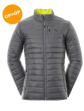 Puma PWR Warm Quilted Jacket - Quiet Shade