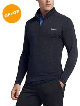 Nike ARORCT Half Zip Top - Zwart