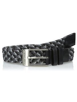 Under Armour Braided Belt - Zwart
