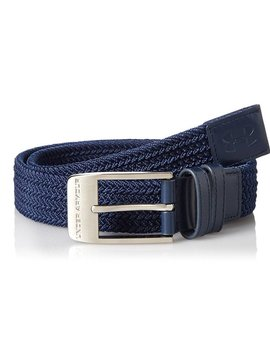 Under Armour Braided Belt - Blauw