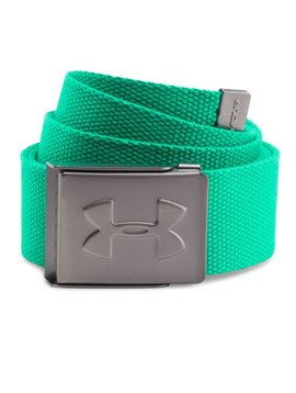 Under Armour Webbing Belt - Jade Groen