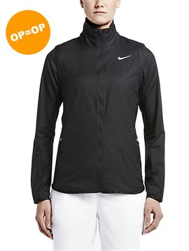 Nike Dames Flight Conv. Jacket - Zwart