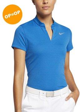 Nike Dames ARORCT Polo - Blauw