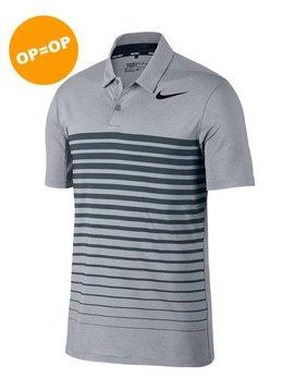 Nike Dry HTHR Polo - Grey/Armory