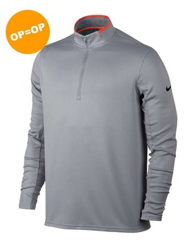 Nike 1/2-Zip Sweater - Grijs