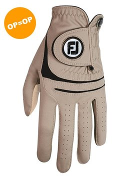 FootJoy Dames Weathersof - Beige