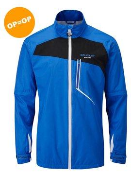 Stuburt Cyclone Regen Jacket - Blauw