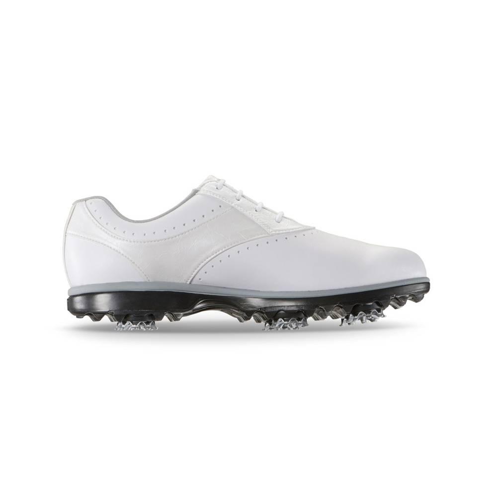 Footjoy Émerger Femmes Velcro Chaussures De Golf Blanc 9VRStoc4