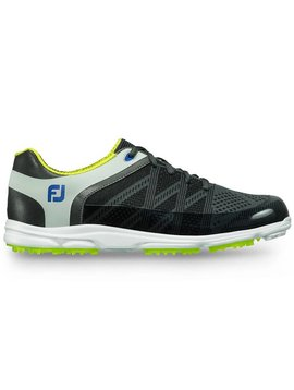 FootJoy Sport SL - Charcoal/Lime