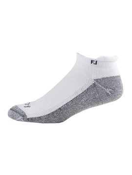 FootJoy ProDry Roll Tab Heren sokken - Wit