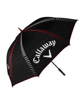 Callaway TA 68 Double Canopy paraplu - Zwart