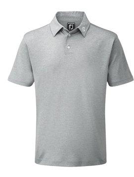 FootJoy Pique Polo shirt - Licht Grijs
