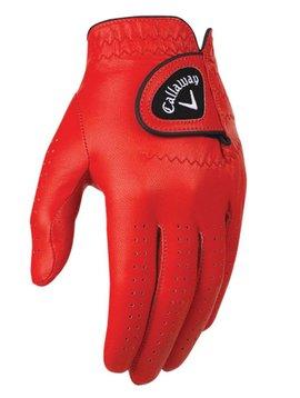 Callaway Opti Color handschoen - Rood