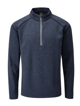 Ping Collection Kelvin Mid Layer Sweater - Navy