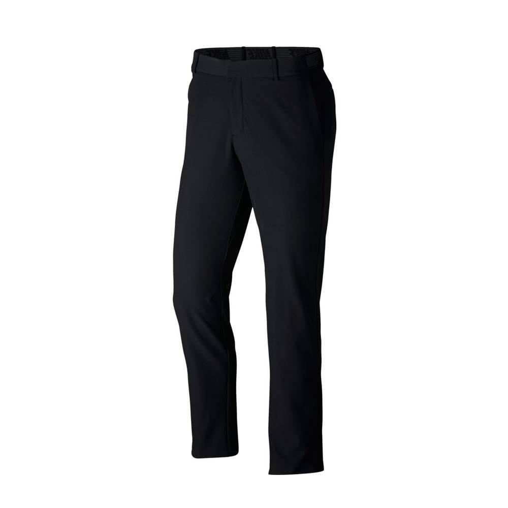 Nike Flex Slim broek - Zwart