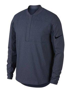 Nike Shield Half Zip - Thunder Blue