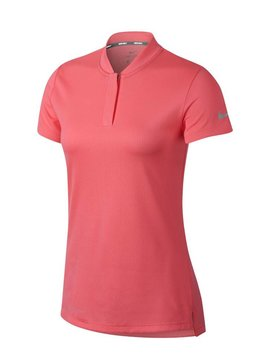 Nike Dames Dry-Fit Polo - Roze