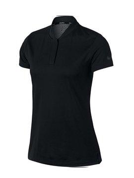 Nike Dames Dry-Fit Polo - Zwart