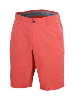 Under Armour Heat Gear Matchplay Tapered Short - Vermillion
